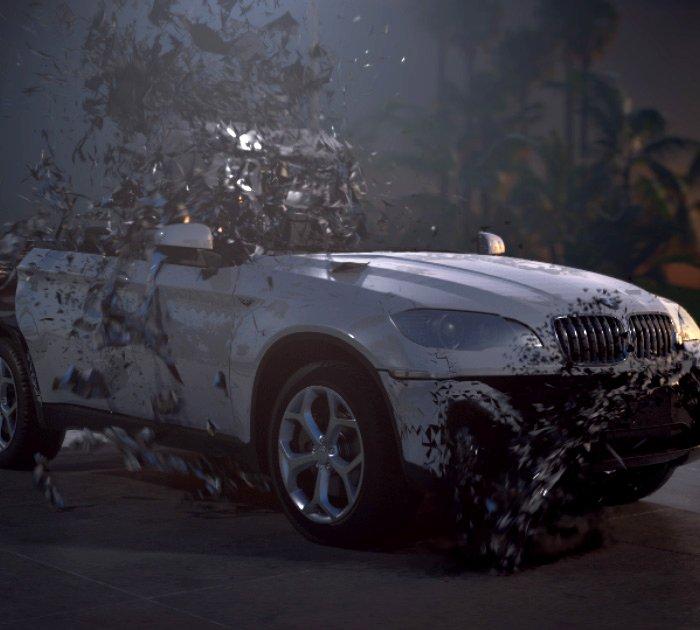 BMW Particles